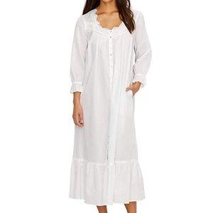 Eileen West Cotton Lawn Ballet robe Nightgown